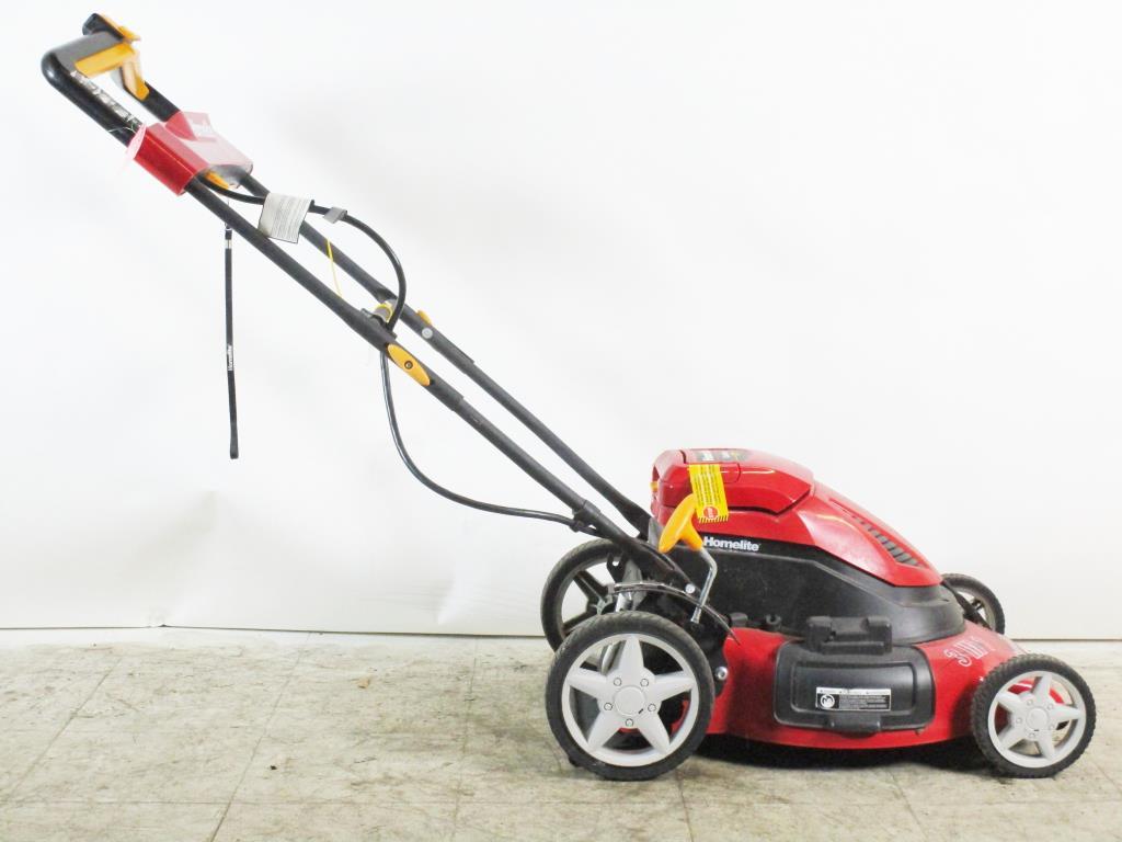 homelite lawn mower property room rh propertyroom com homelite lawn mower hl454hp homelite lawn mower spares uk