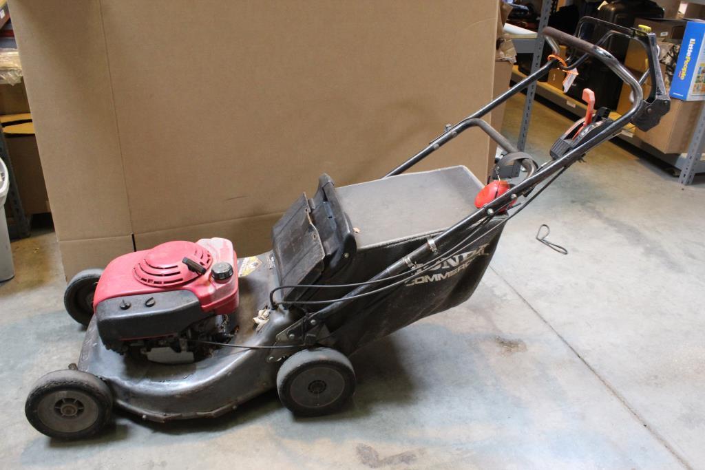 Honda Commercial Hydrostatic Lawn Mower