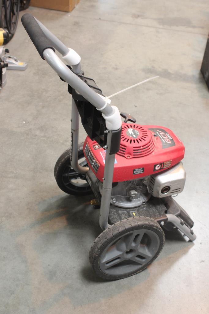Honda GCV 160 PowerStroke 2600 Psi Pressure Washer | Property Room