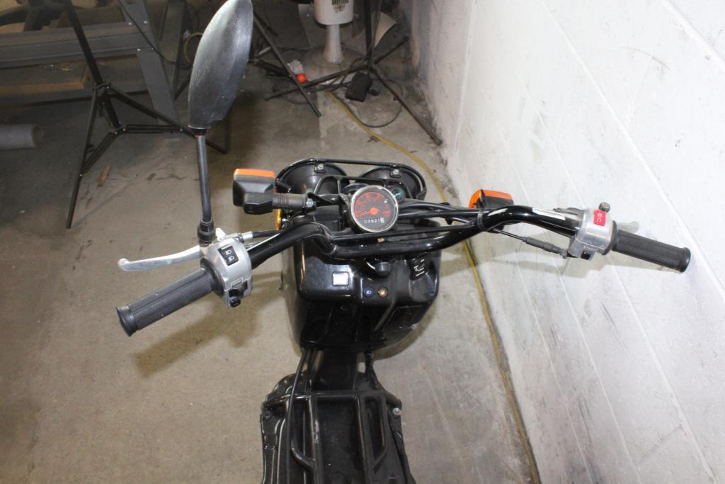 Honda Ruckus Moped   Property Room