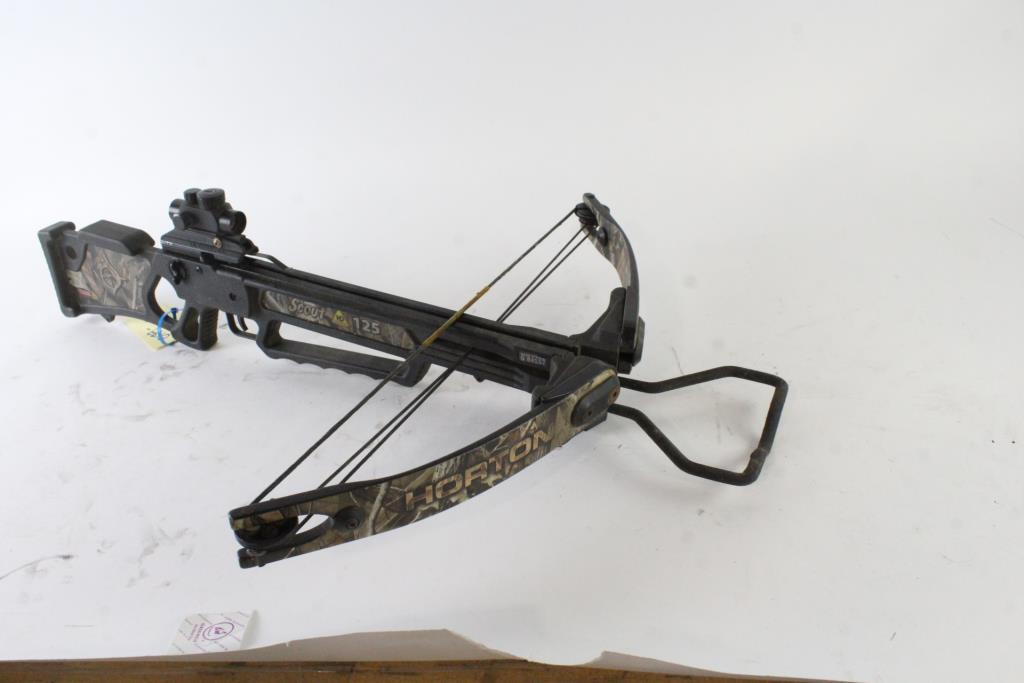 Horton Scout Crossbow | Property Room