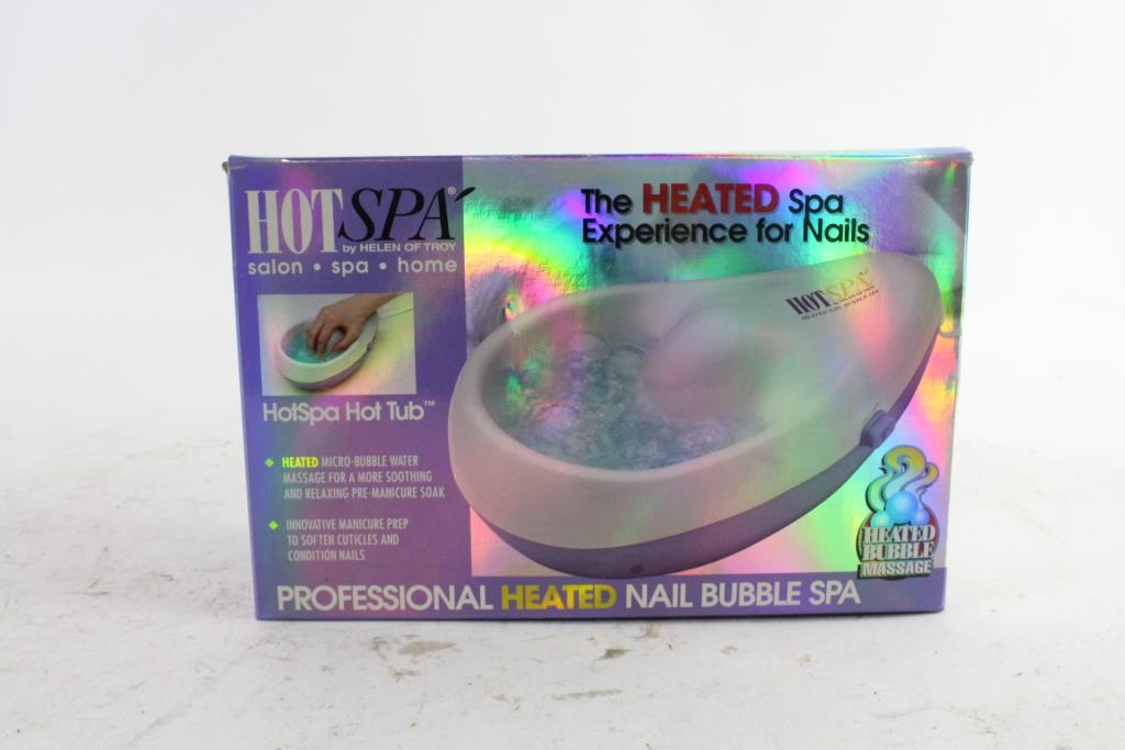 Hot Spa By Helen Of Troy Heated Nail Spa | Property Room