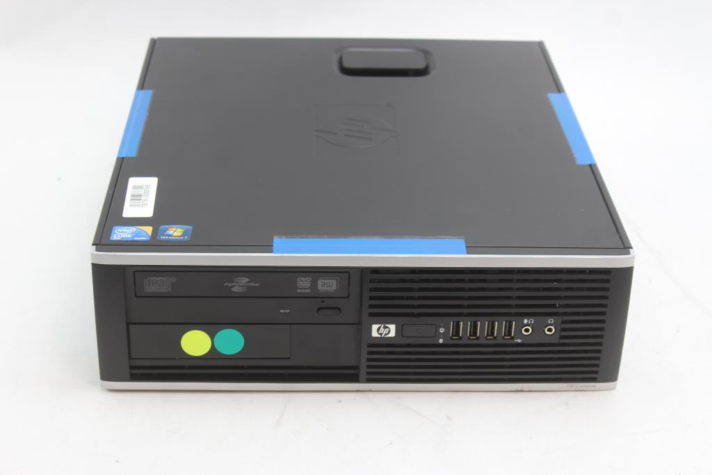 Hp 6000 Pro small Form Factor Manual