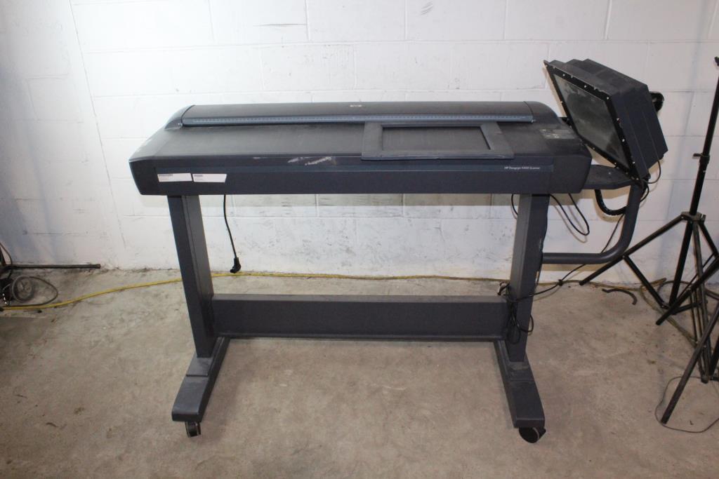 HP Designjet 4500 Scanner | Property Room
