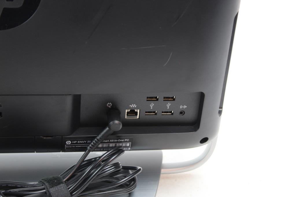 HP Envy 20 Touchsmart All-In-One Desktop Computer | Property
