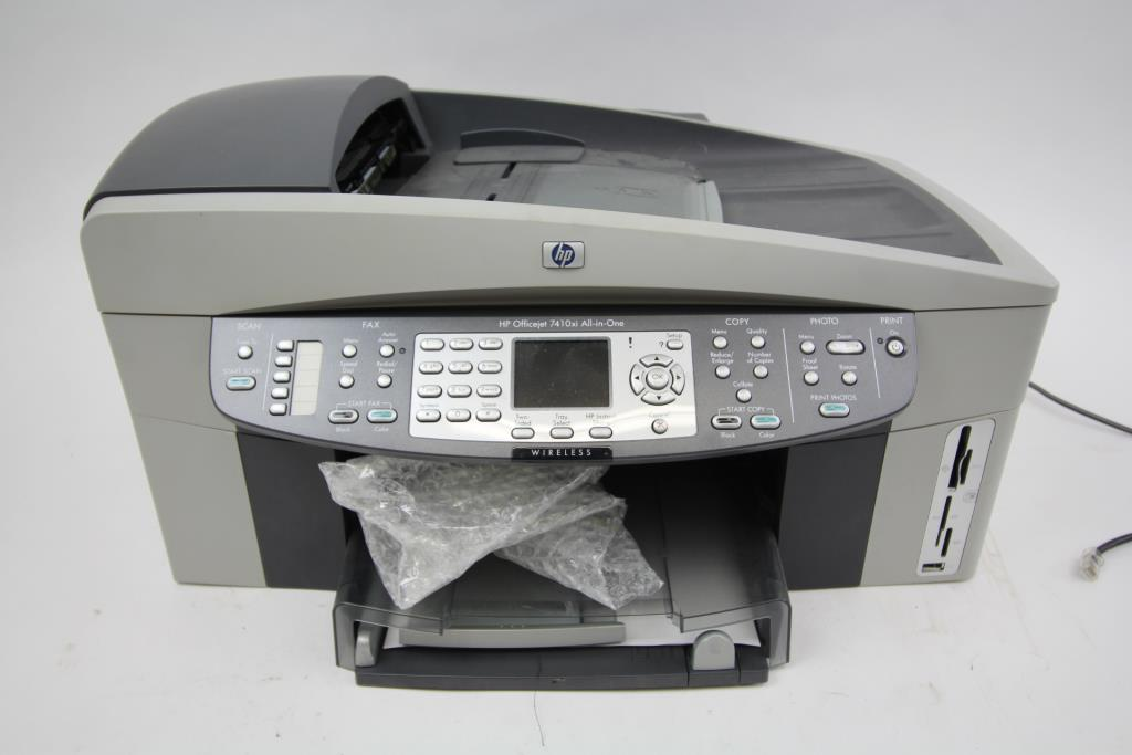 HP OFFICEJET 7410 DRIVERS FOR WINDOWS VISTA