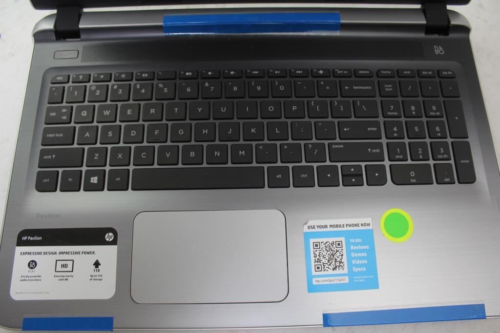 HP Pavilion 15 Notebook PC | Property Room