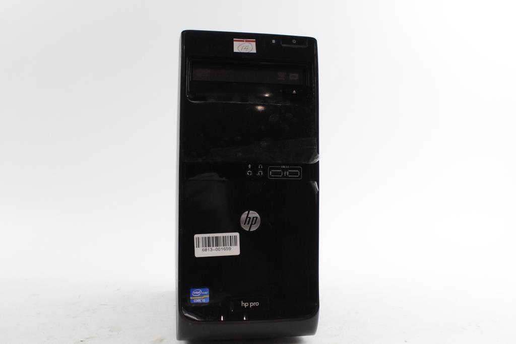 HP Pro 3500 Desktop Computer | Property Room