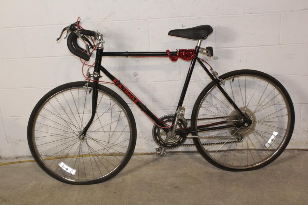 Huffy Ultima Road Bike   Property Room