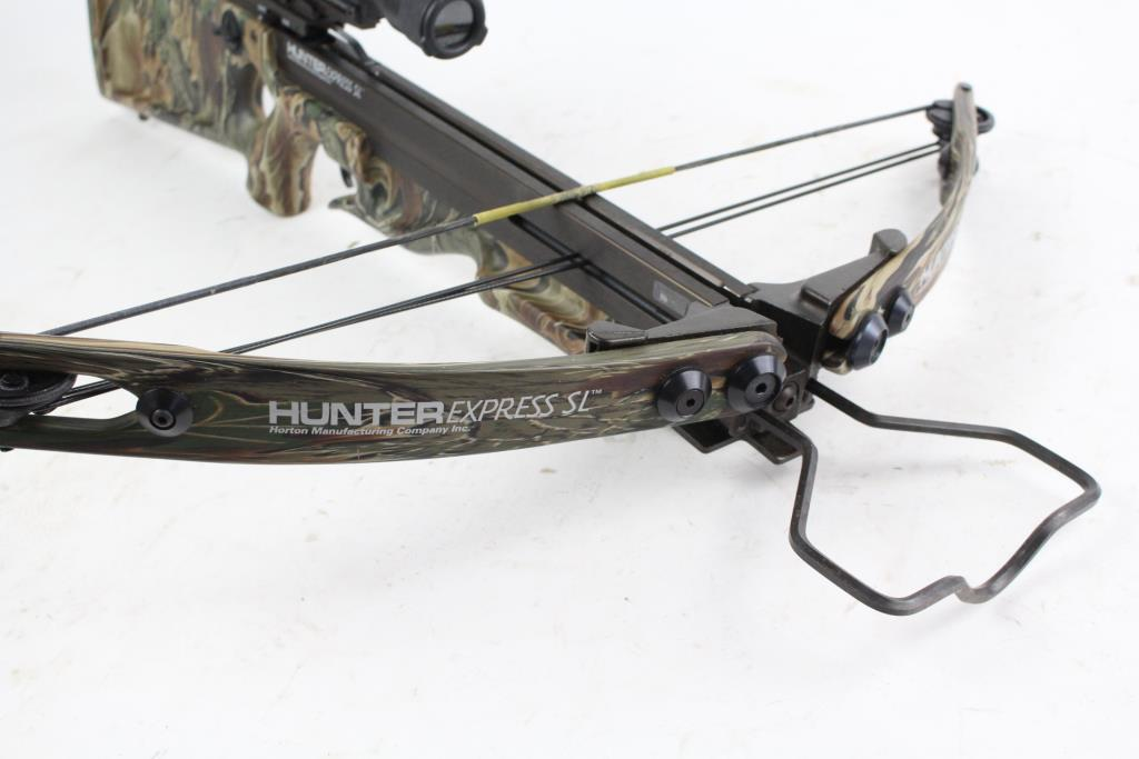 Hunter Express SL CrossBow | Property Room