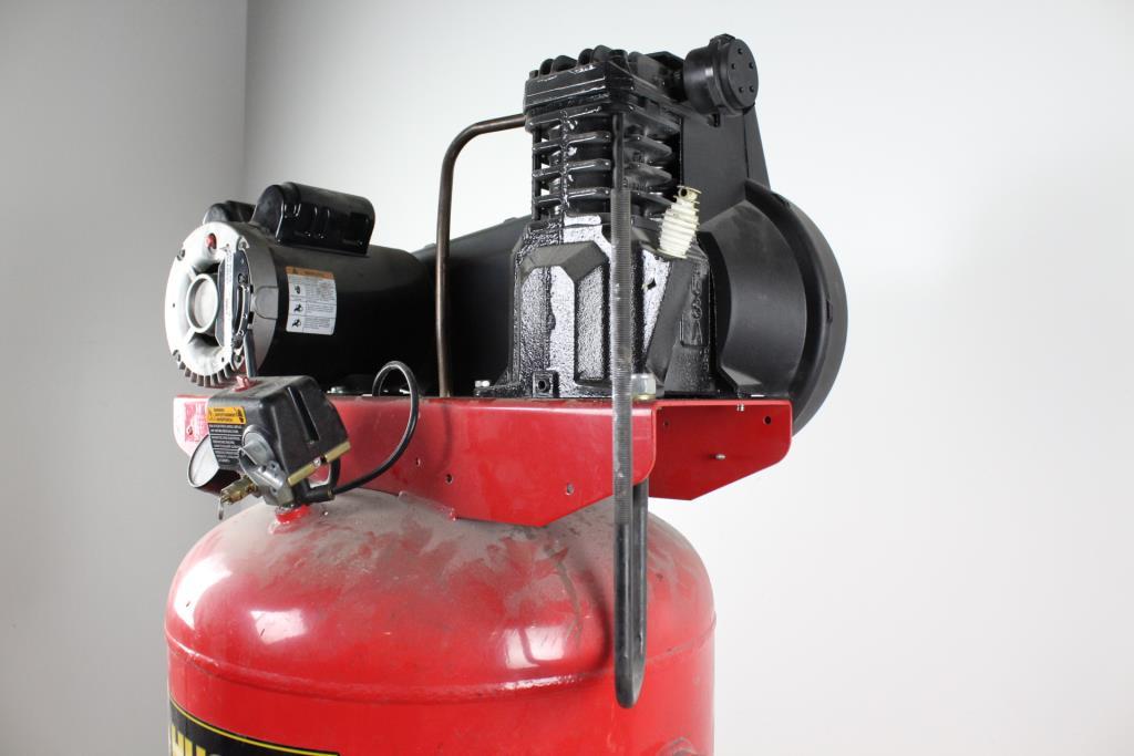 Husky Pro Vt631402aj Air Compressor Property Room
