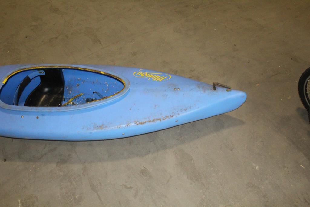 hydra minnow kayak