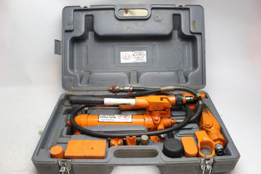 Hydraulic Body Frame Repair Kit 4 Ton SStype | Property Room