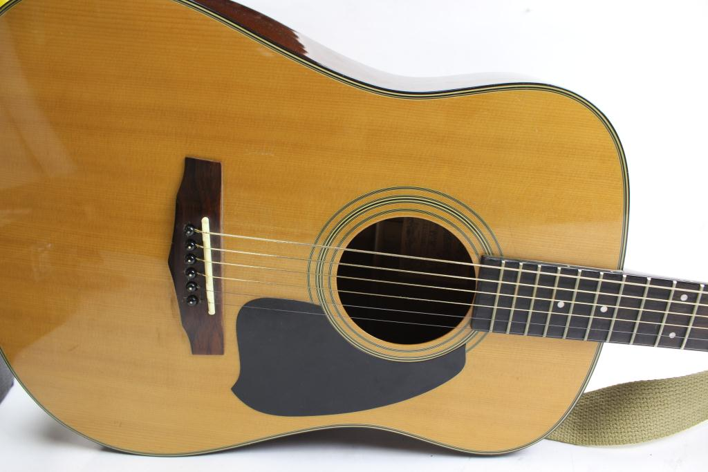 Ibanez Performance Pf 10 Acoustic Guitar Property Room