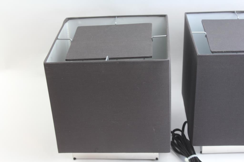 Ikea Sangen 25 B1015 Square Table Lamp 2 Items Property Room