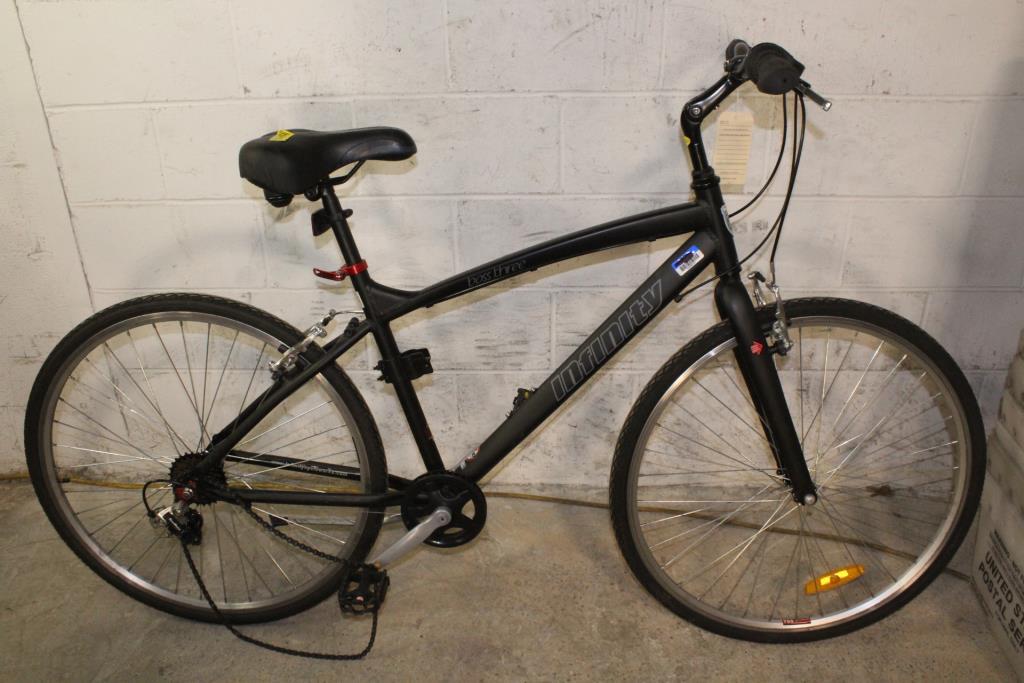 Infinity Boss Three Hybrid Bike