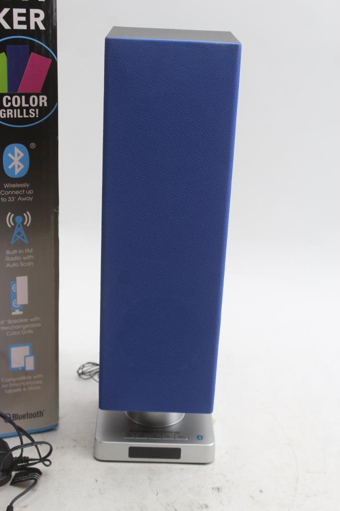 Innovative Technology Bluetooth Tower Speaker  Property Room