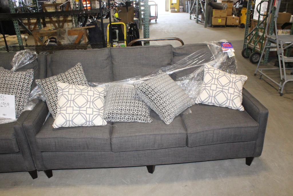 J Henry Sofa And Loveseat 2 Pieces Property Room