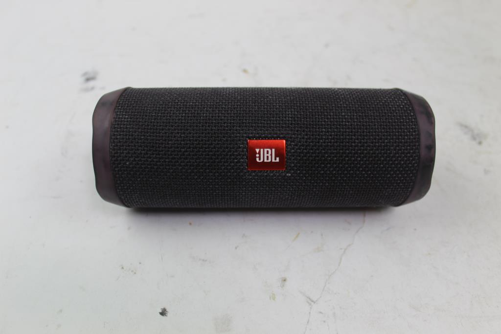 Jbl Flip 4 Portable Bluetooth Speaker Property Room