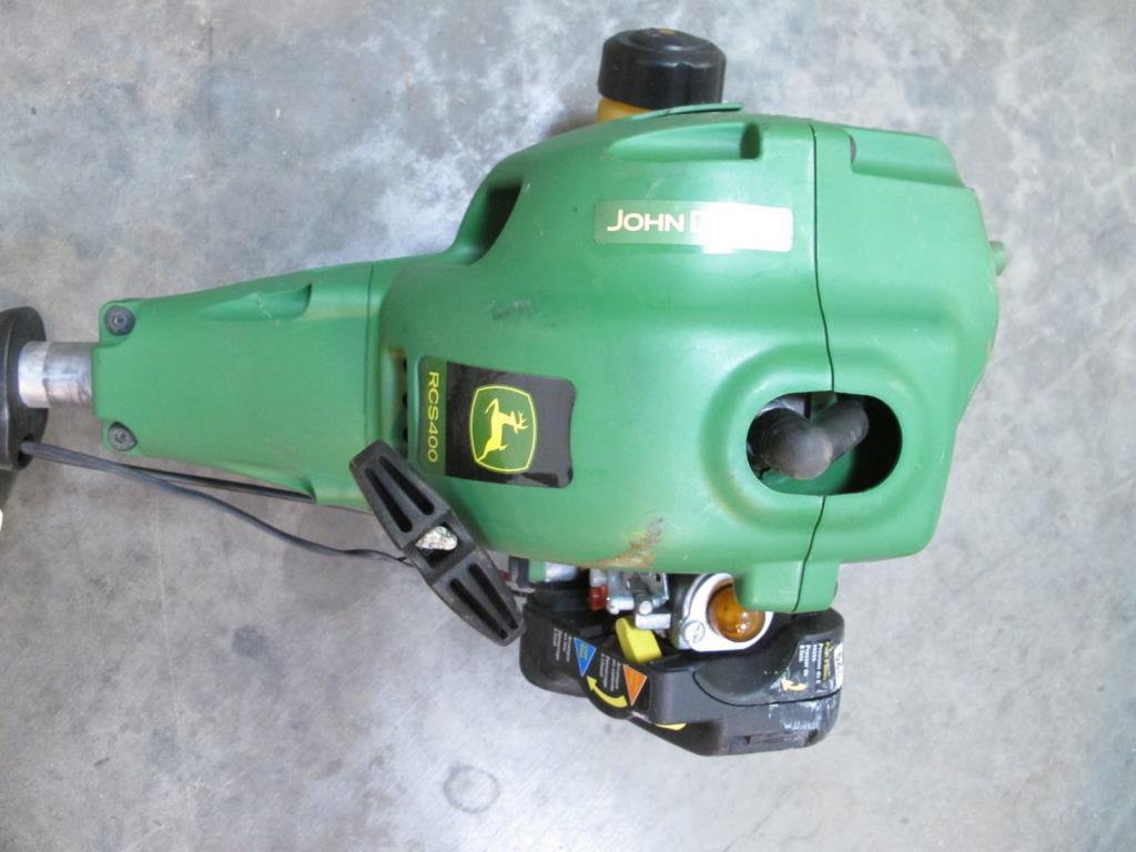 John Deer Rcs400 Weed Trimmer Ontario Ca T Only