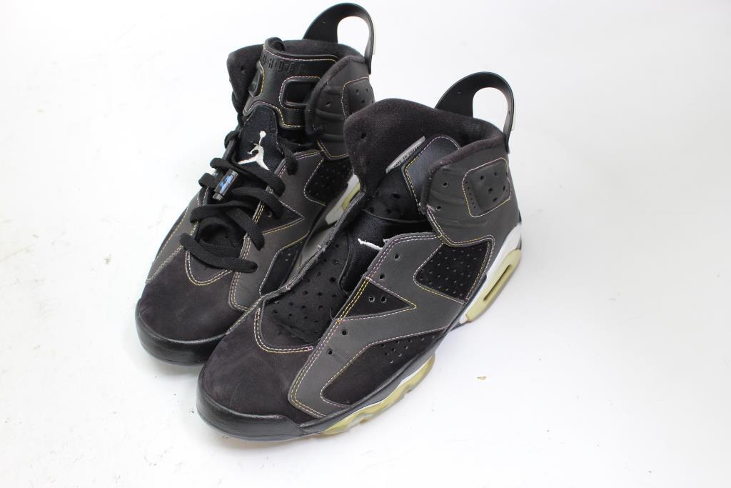 2a7323e166454 Jordan Mens Retro 6 Shoes