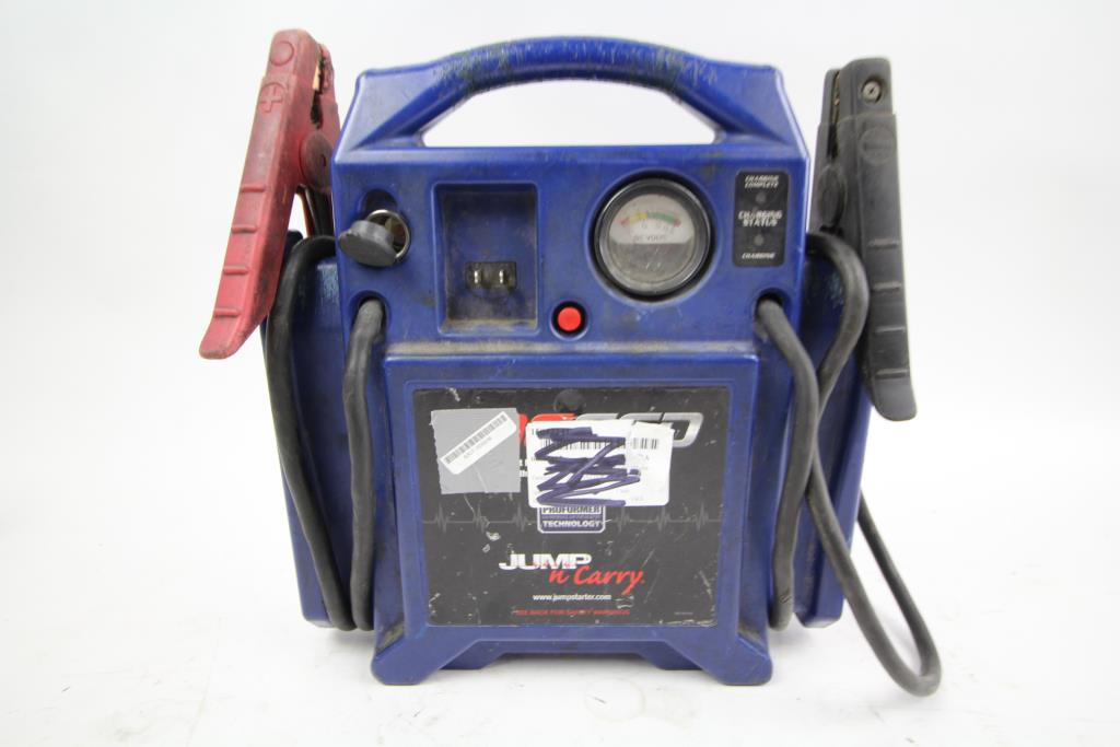 Jump N Carry Jnc660 >> Jump N Carry Jnc660 Battery Jump Starter Property Room