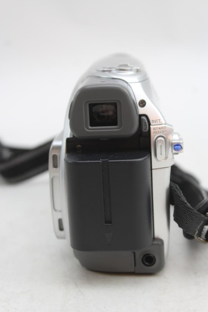 Jvc Digital Video Camera Model Gr D370u Property Room