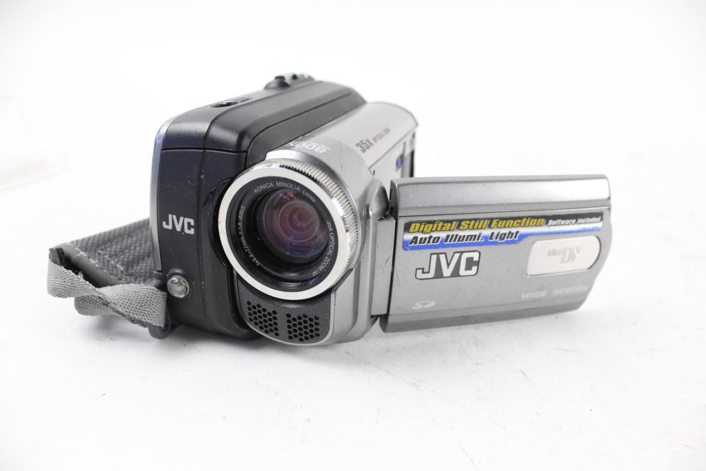 JVC DIGITAL VIDEO CAMERA GR-D870U TREIBER WINDOWS 10