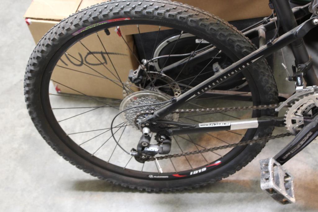 K2 2 0 Attack Mountain Bike Property Room