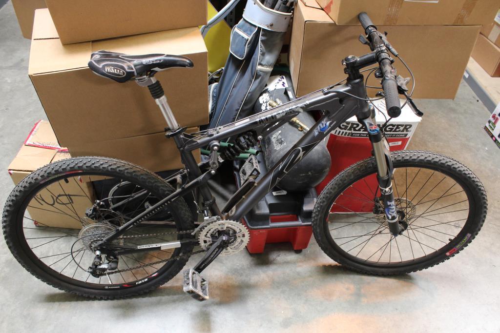 K2 20 Attack Mountain Bike Property Room