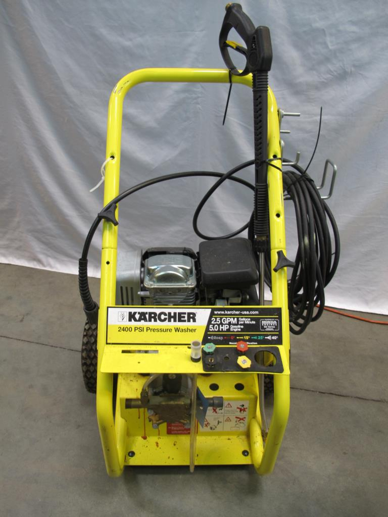Karcher K Car Home Pressure Washer