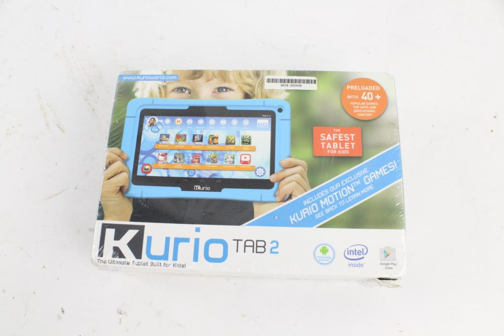 Kd Interactive Kurio Tab 2 Childrens Tablet