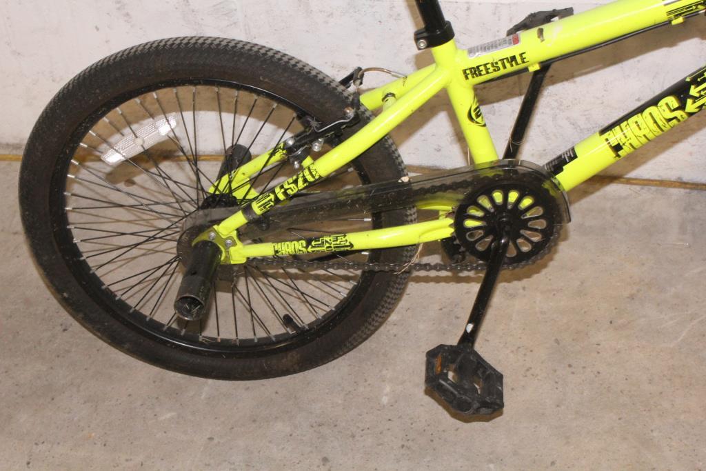 Kent Chaos Freestyle FS20 BMX Bike | Property Room