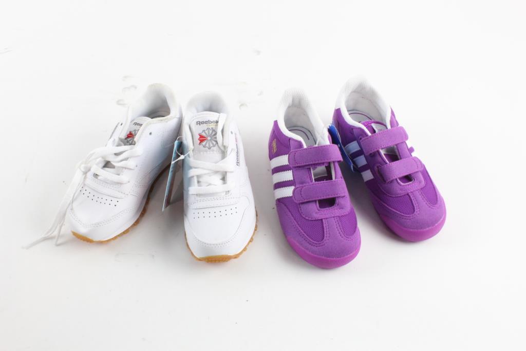 07b819aa1371 Image 1 of 3. Kids Adidas + Reebok ...