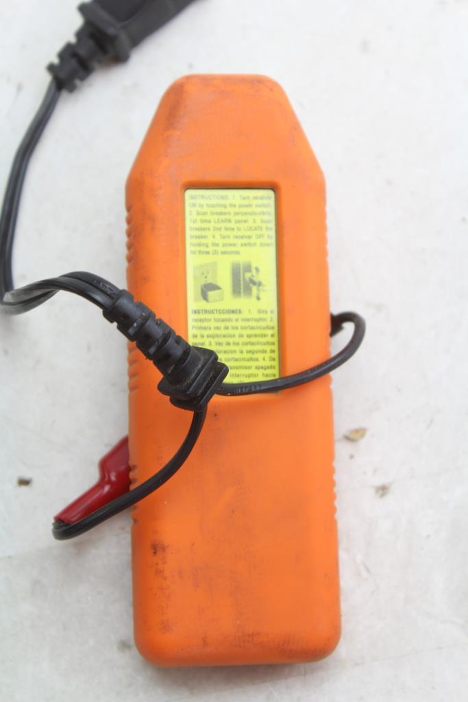 Klein Tools ET300 Digital Circuit Breaker Finder In Bag