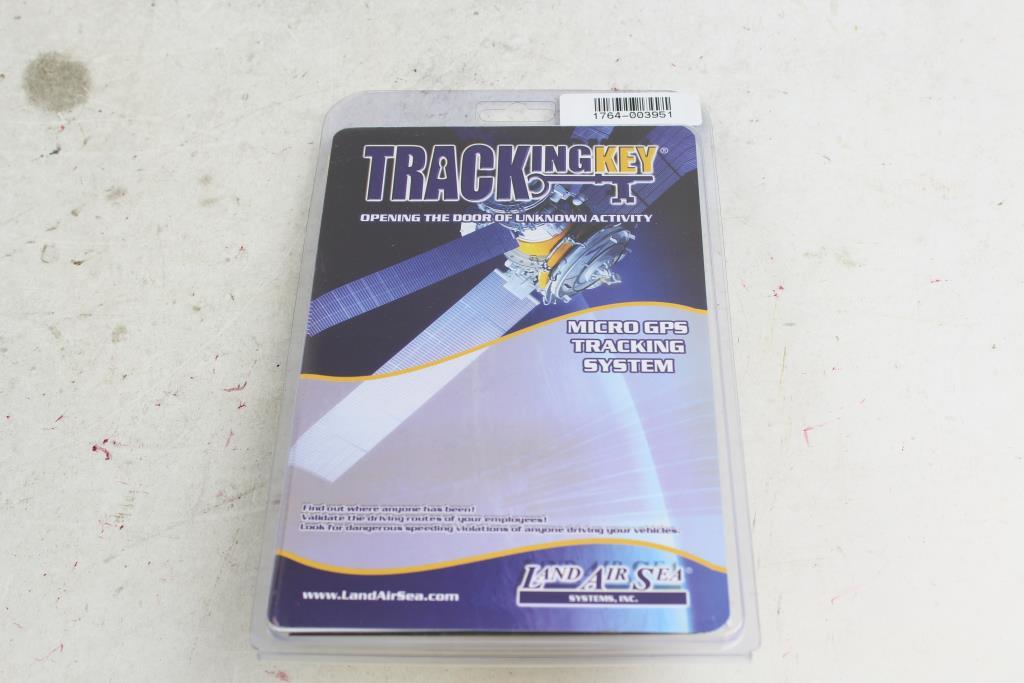 landairsea - 2 gps tracking key