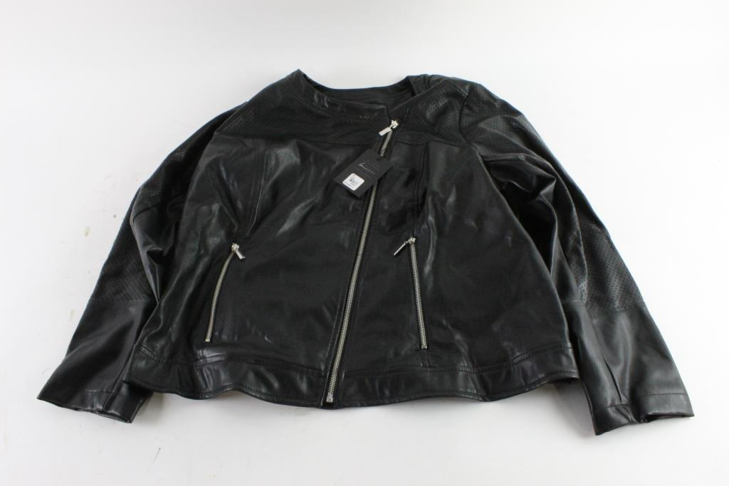 d17a52131f819 Image 1 of 3. Lane Bryant Jacket