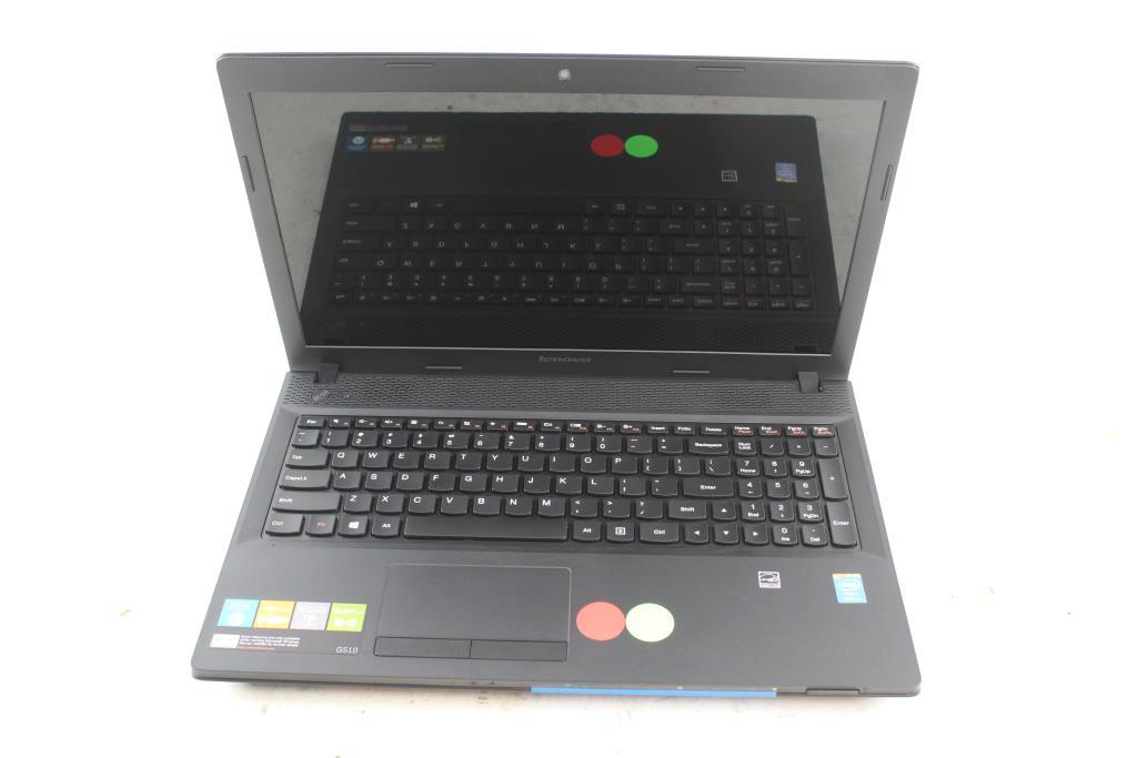 Lenovo G510 Notebook PC   Property Room