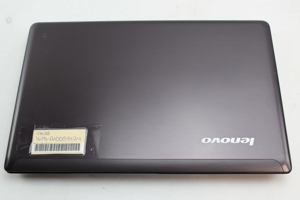 Lenovo IdeaPad Z570 Laptop | Property Room