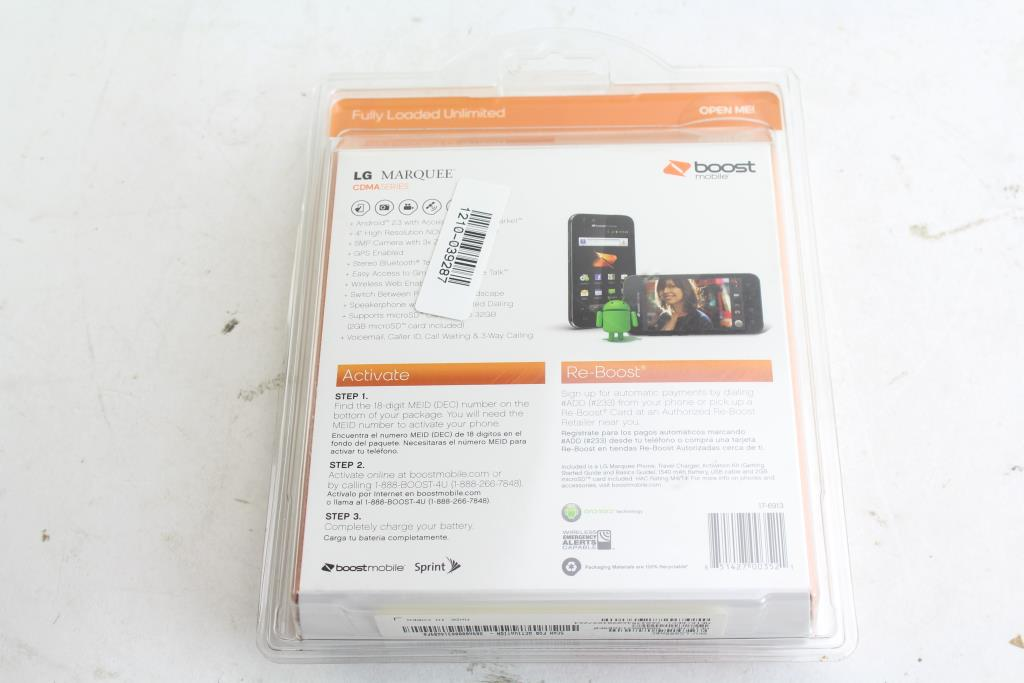 boost mobile phone activation