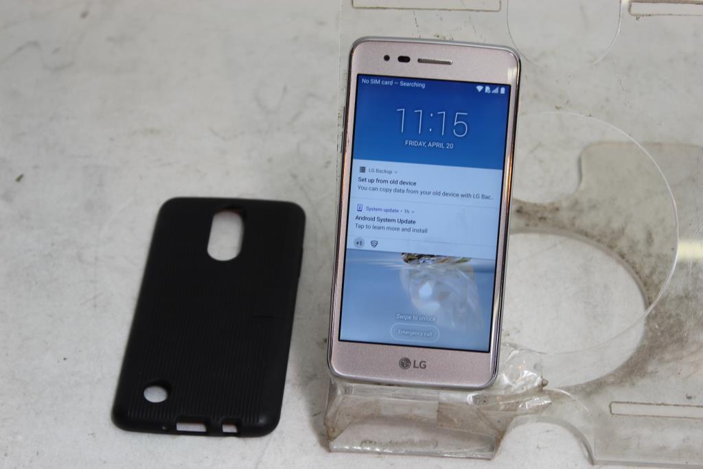 LG Aristo, 16GB, MetroPCS | Property Room