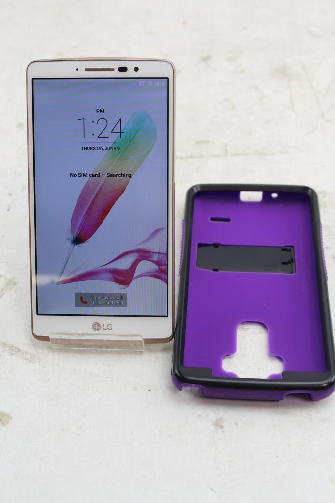 low priced 35e4a 9bce1 LG G Stylo Android Phone, 16GB, MetroPCS | Property Room