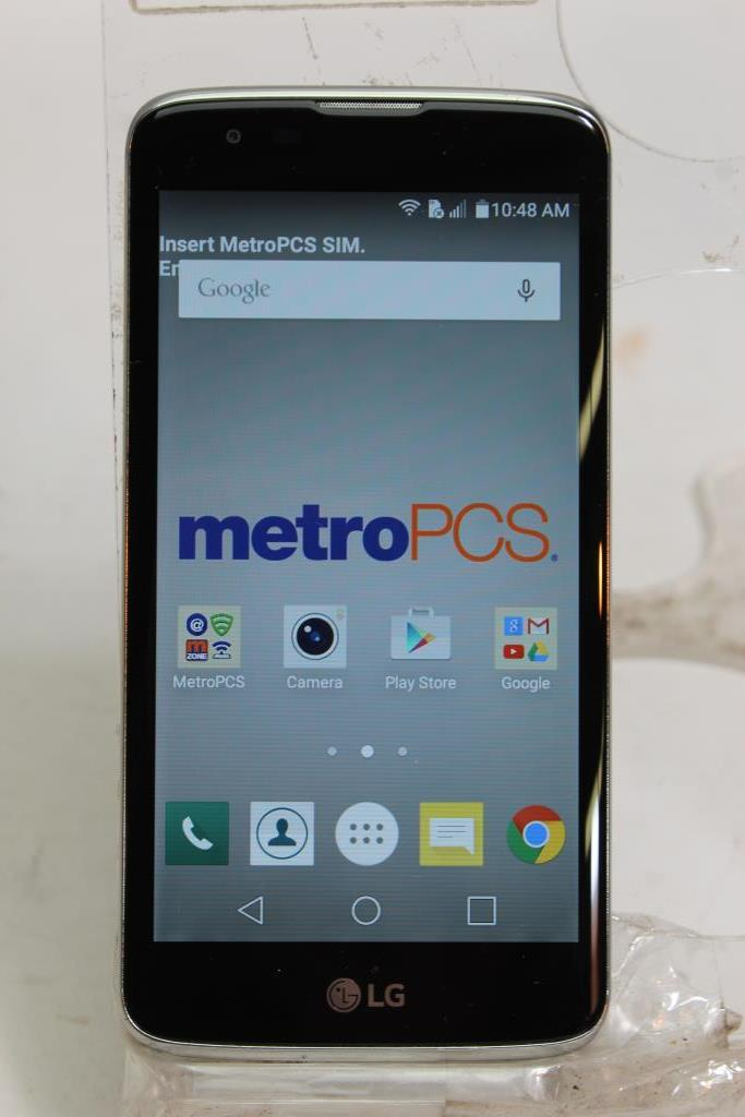 LG K7, 8GB, MetroPCS | Property Room