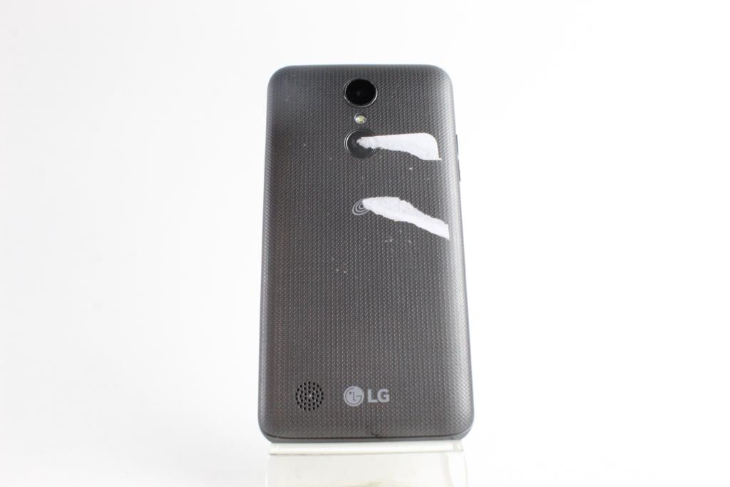 LG Rebel 2 , Google Account Locked, Sold For Parts | Property Room