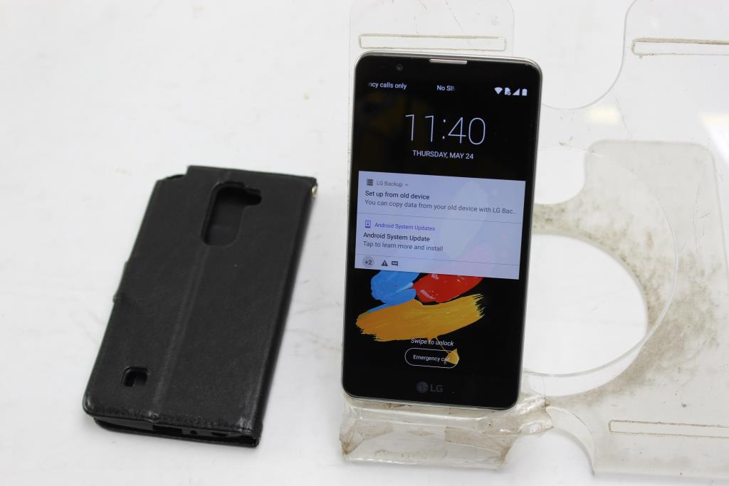 LG Stylo 2, 16GB, Boost Mobile   Property Room