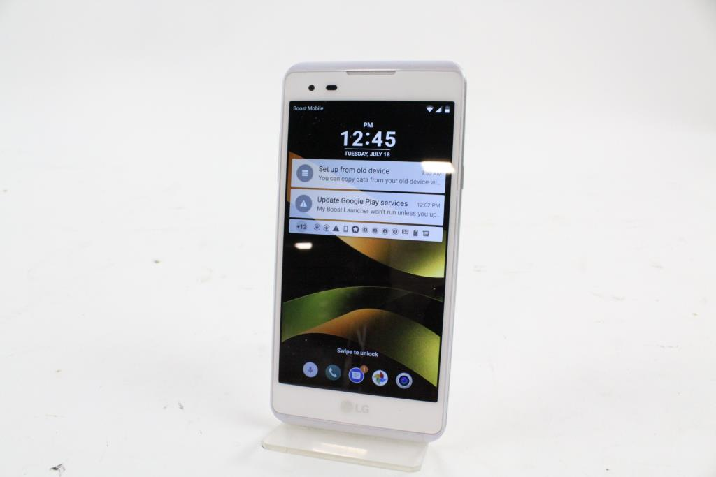 LG Tribute HD, Boost Mobile | Property Room