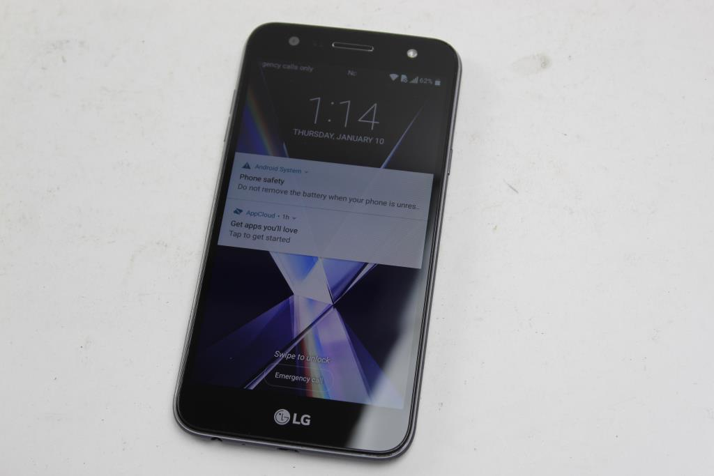 LG X Charge, 16GB, Boost Mobile | Property Room