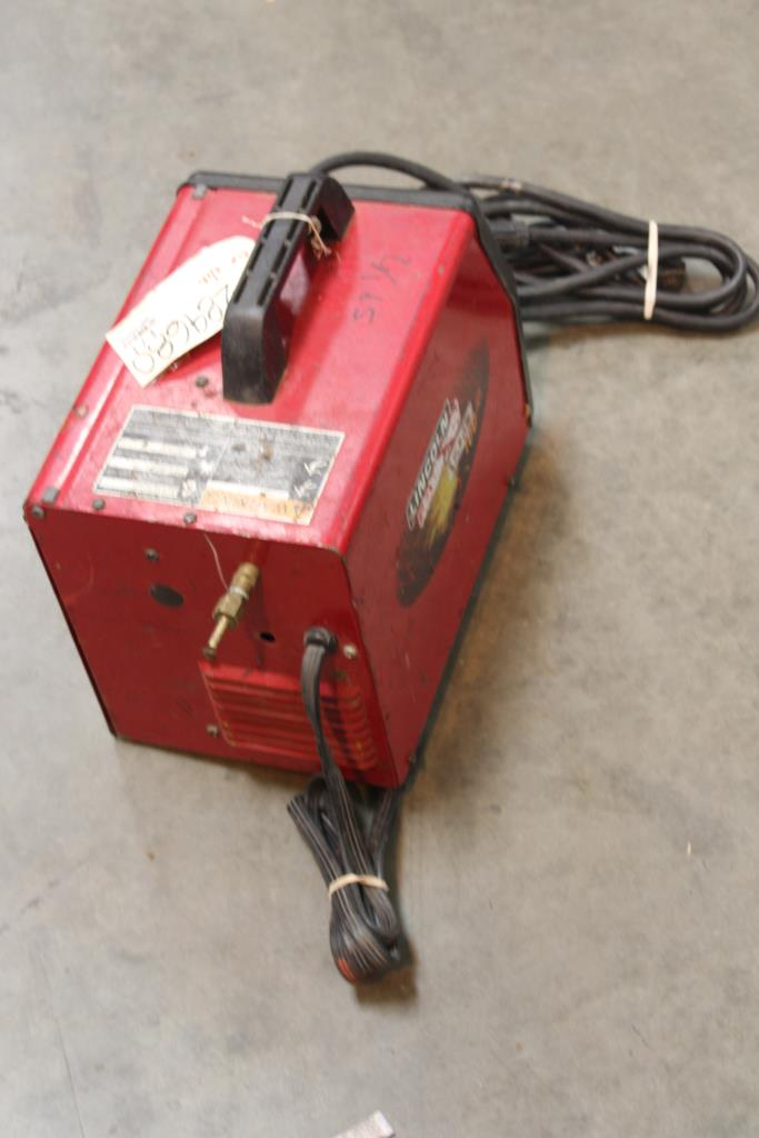 Lincoln Electric Weld Pak 100 Hd Property Room