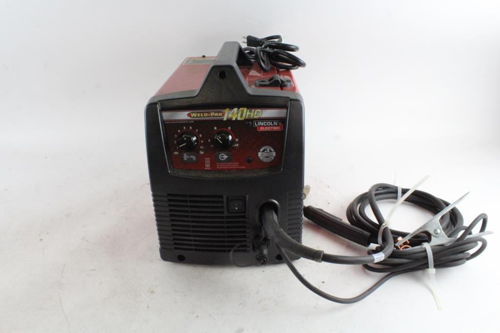 Lincoln Electric Wire-Feed Welder | Property Room