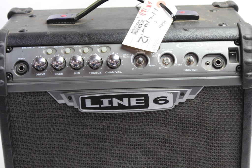 Line 6 Spider III 15 Amplifier | Property Room